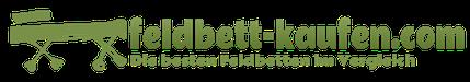 Hier steht normalerweise das Feldbett-kaufen.com Logo