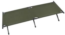 US Army Alu Feldbett oliv verstärkt Farbe Oliv - 1
