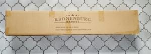 Versandverpackung des Kronenburg XXL Feldbettes