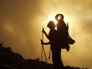 Das Trekking Bild