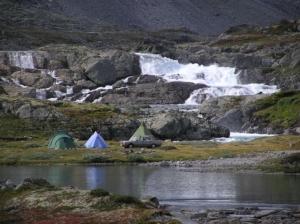 Das perfekte Feldbett für Zeltlager